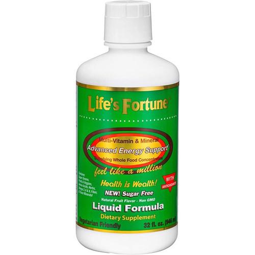 Life's Fortune Liquid Vitamin 32oz