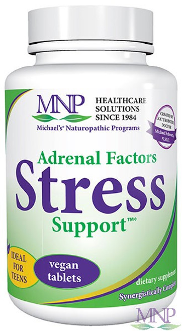 Michael's Factors Adrenal Stress Support 90 Tablets
