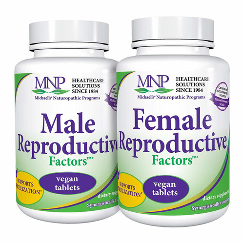 Michael's Male & Female Reproductive Factors Couple's Pak
