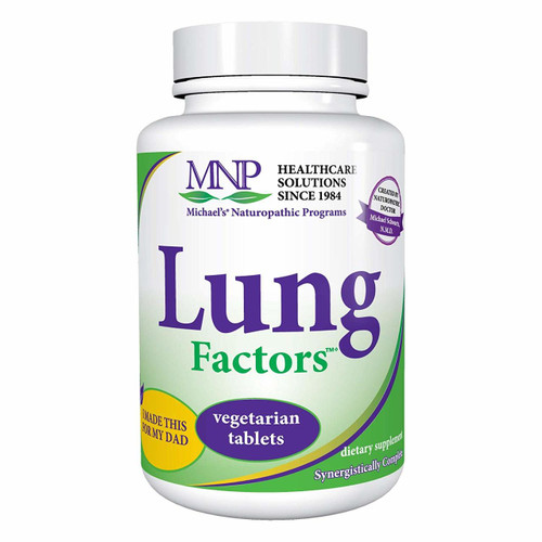 Michael's Lung Factors 60, 120 Tablets