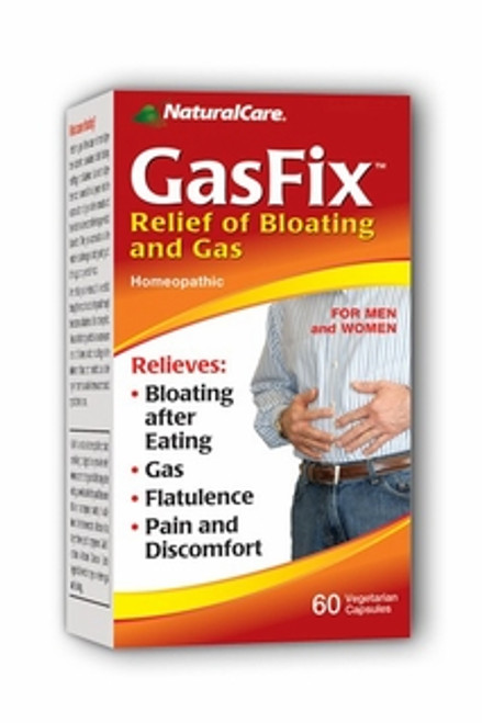 NaturalCare GasFix 60 Tablets