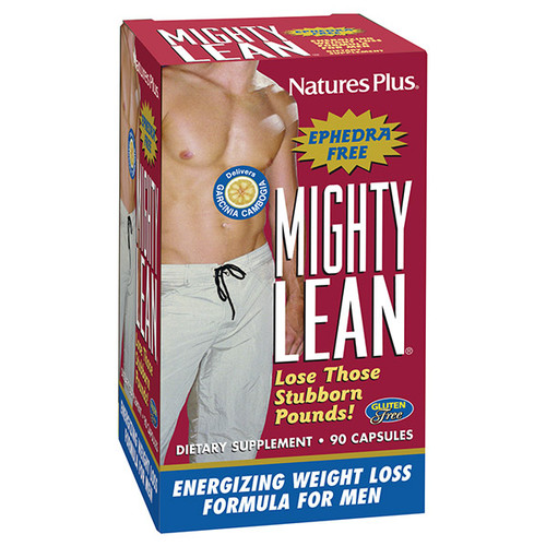 Nature's Plus Mighty Lean 90 Capsules #4329