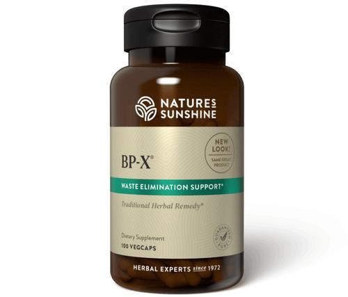 Nature's Sunshine BP X 100 Capsules #803