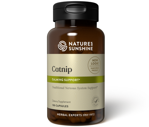 Nature's Sunshine Catnip 100 Capsules