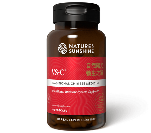 Nature's Sunshine Chinese VS-C 100 Capsules #937-7, Supports the immune system, Viral Immune Formula