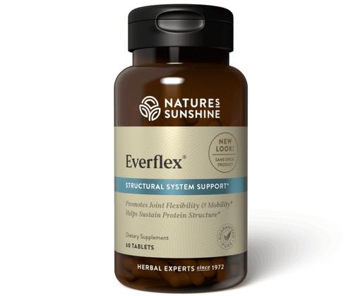 Nature's Sunshine EverFlex w/Hyaluronic Acid 60 Tablets #948