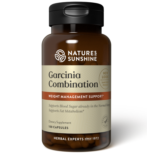 Nature's Sunshine Garcinia Combination 100 Capsules #906