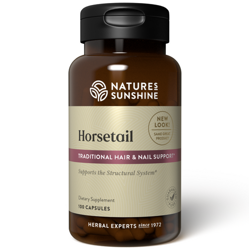 Nature's Sunshine Horsetail 100 Capsules #390