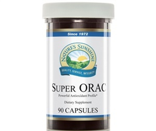 Nature's Sunshine Super ORAC 90 Capsules #808-3