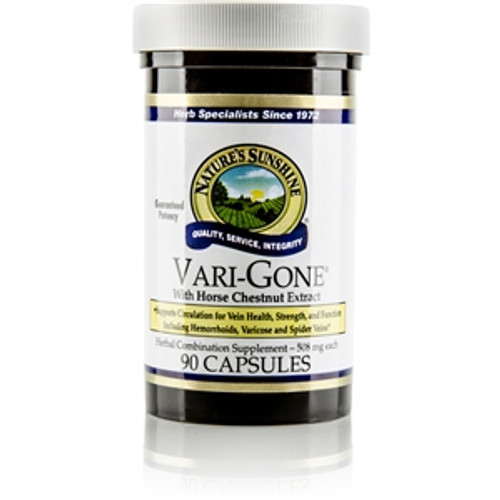 Nature's Sunshine Vari-Gone 90 Capsules #999-9