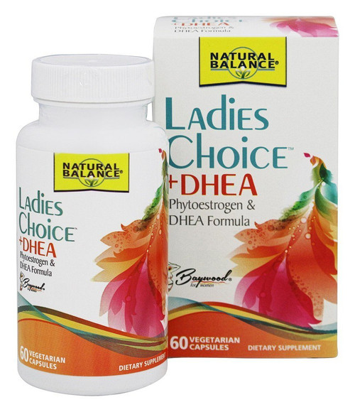 Natural Balance Ladies Choice 72 Capsules #31783