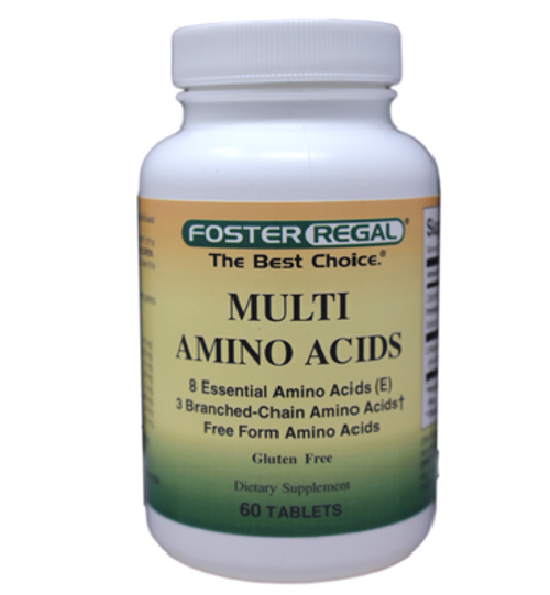 Foster Regal Multi Amino Acids 60 Tablets