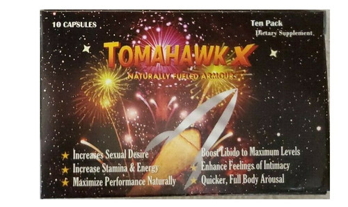 Tomahawk X 10 Pack