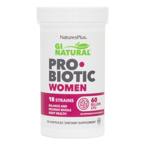Nature's Plus GI Natural Pro Biotic Womem