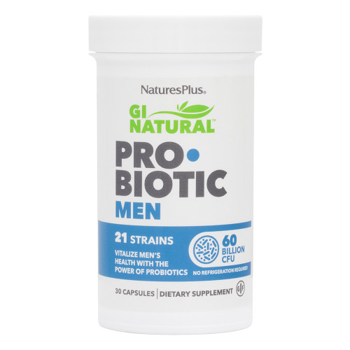 Nature's Plus GI Natural Pro Biotic Men