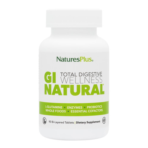 Nature's Plus GI Natural Bi-Layered Tablets