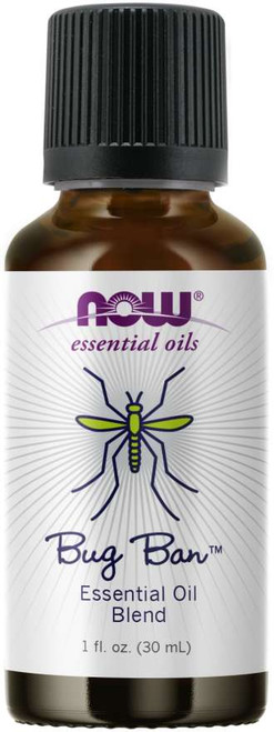 Now Foods Bug Ban Essential Oil Blend  #7804