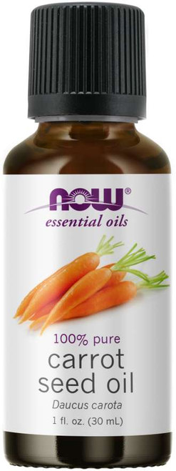Now Foods Carrot Seed Oil 1oz Liquid #7482