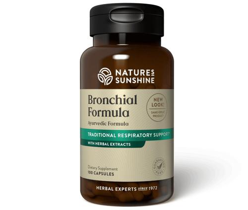 Nature's Sunshine Bronchial Formula 100 Capsules