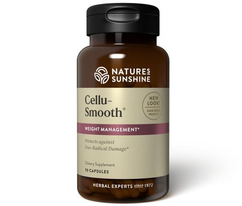 Nature's Sunshine CelluSmooth w/Coleus 90 Capsules