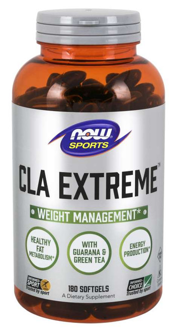 Now Foods CLA Extreme 180 Softgels