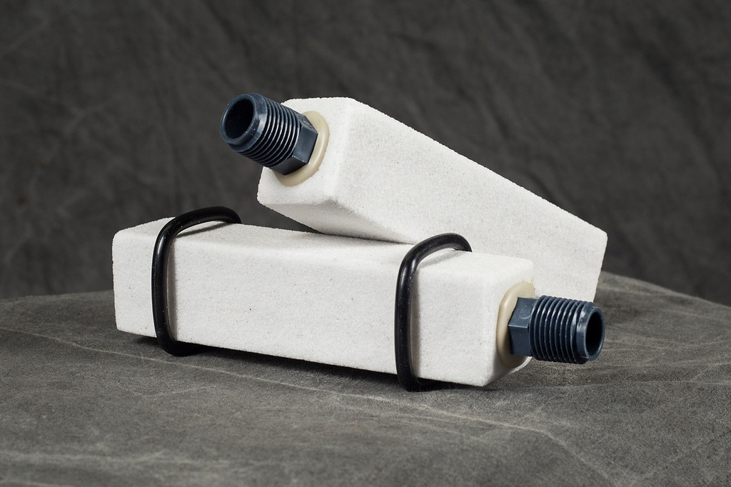 "Medium Pore Air Diffusers 1.5"" Diameter x 3""to 12"" Long"