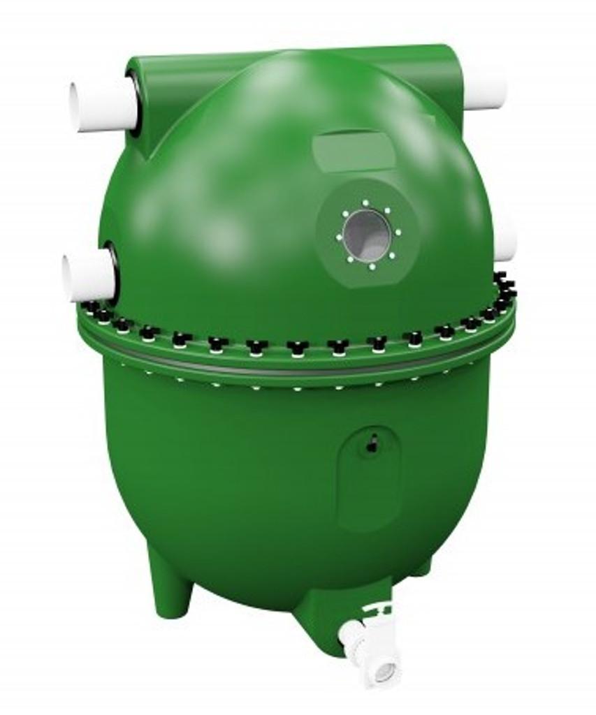 PG 6000 Polygeyser Beadfilter Bioclarifier