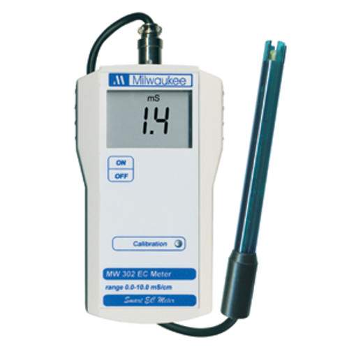 EC Meter MW302 with Probe SE520