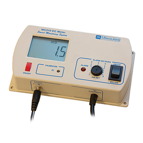 MC 310 EC Conductivity Monitor with 12VDC supply