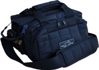 Wild Hare Deluxe 6 Box Carrier-Black