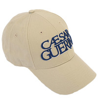 Caesar Guerini Tan Logo Hat