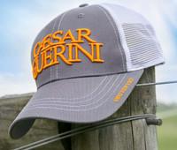 Caesar Guerini Mesh Cap-Gray