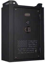 Browning Armored Stars and Stripes US49 Safe-black