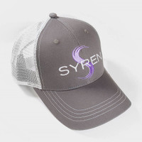Syren Mesh Hat- Gray