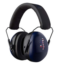 Browning Buckmark Hearing Protectors-Red, White & Blue