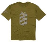 Browning Short Sleeve Sun Shirt-Green