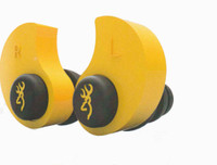 Browning Molded Hearing Plugs by Decibullz