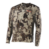 Nomad Icon Long Sleeve T-Shirt-Veil Cervidae