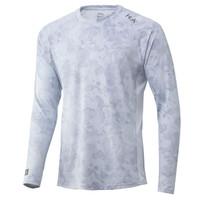 Huk LoPro Camo Long Sleeve T-Shirt-Kenai