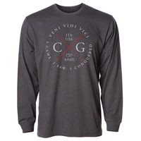 Caesar Guerini X-Mark Long Sleeve T-Shirt