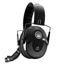 Beretta Saftey Pro Hearing Protection- Black- Front