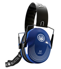 Beretta Saftey Pro Hearing Protection- Blue