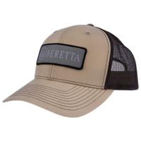 BERETTA SDY TRUCKER CAP- KHAKI- FRONT