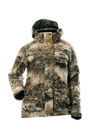 DSG WOMEN'S KYLIE 4.0 3-IN-1 JACKET- REAL TREE EXCAPE- FRONT