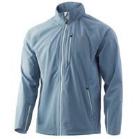 Huk Pursuit Jacket- Silver Blue- Front