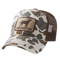 NOMAD BLACK LAB CAP- TWILL- Front
