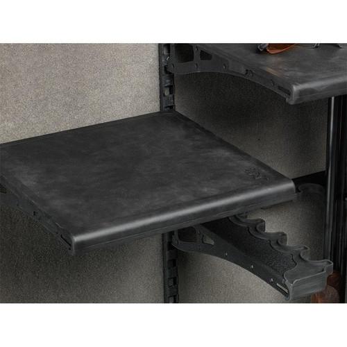 Étagère en acier solide de Browning Axis installée en usine