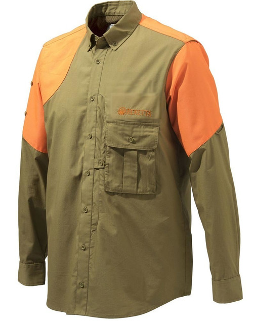 Beretta American Upland Front Load Shirt