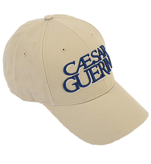 Caesar Guerini Bonnet Logo Tan