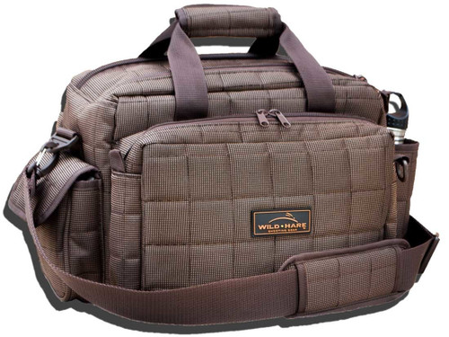 Wild Hare Deluxe Tournament Bag - Hedgewood Brown